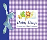 Baby Days (Record Book)...
