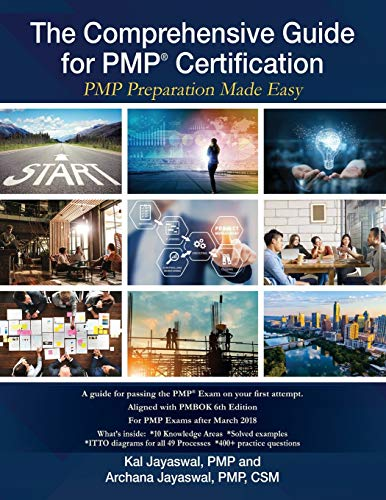 The Comprehensive Guide for PMP(R) Certification: PMP Preparation Made Easy
