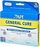 API General Cure Powder Packets, 10 Count, 6 Pack
