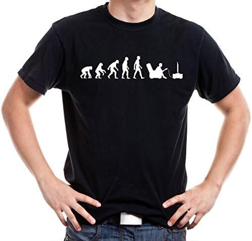 Video Gamer Evolution - Camiseta Unisex para Hombre