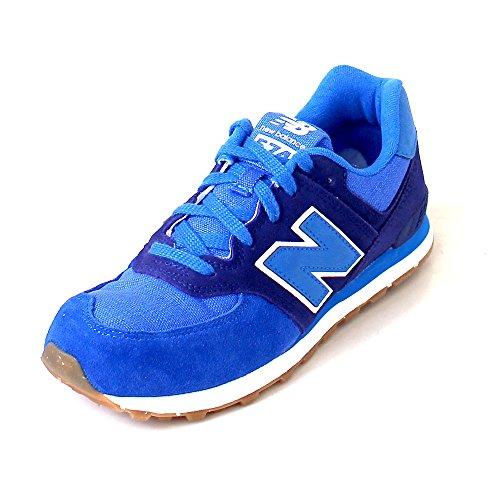 New Balance Kinder Low KL574 Sneaker Kinder Schuhe blau 550171-460 blau 221672