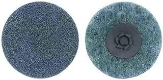 Norton 66254482336 1-1//2 in Very Fine 50 pack Bear-Tex Non-Woven Discs