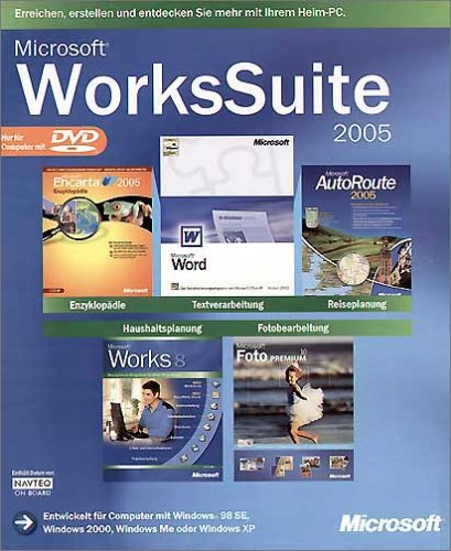 Works Suite 2005 (DVD-ROM)