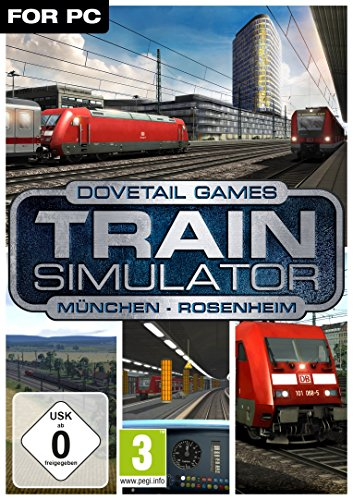 München-Rosenheim Route Add-On [PC Code - Steam]
