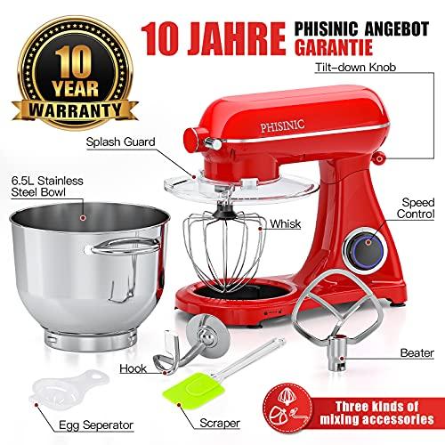 PHISINIC Küchenmaschine - 4