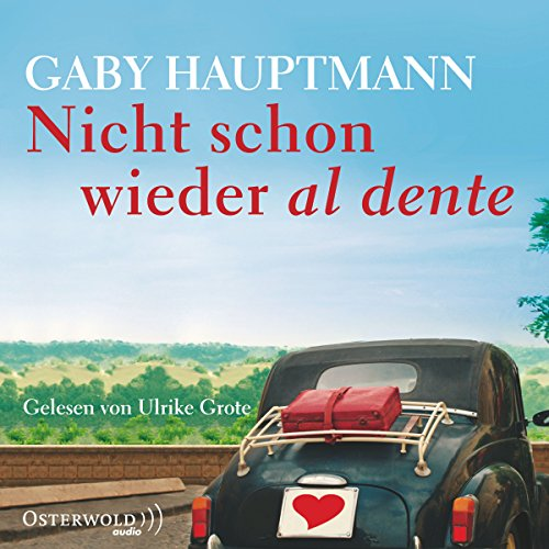 Nicht schon wieder al dente                   By:                                                                                                                                 Gaby Hauptmann                               Narrated by:                                                                                                                                 Ulrike Grote                      Length: 4 hrs and 45 mins     Not rated yet     Overall 0.0