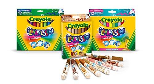 Crayola 7443 - Set Conveniencia Rotuladores Maxi Punta