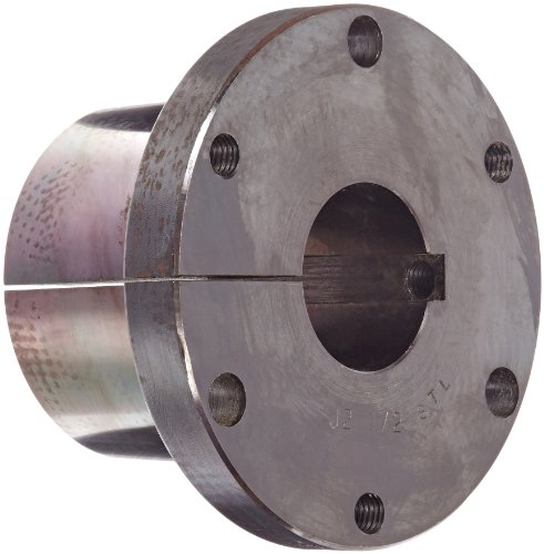 """Martin J-STL 2 Quick Disconnect Bushing, High Carbon Steel, Inch, 2"""" Bore, 5.148"""" OD, 4.5"""" Length"""
