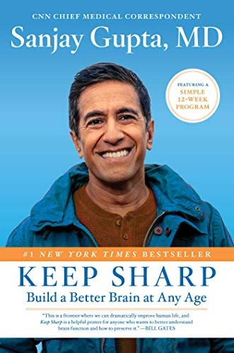 Keep Sharp Build a Better Brain at Any Age product image
