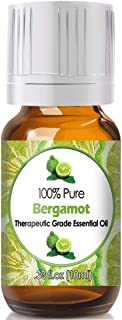 Bergamot Essential Oil for Diffuser & Reed Diffusers (100% Pure Essential Oil) 10ml