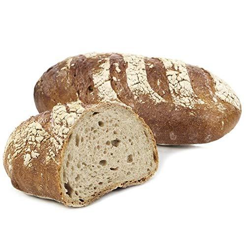 Vestakorn Handwerksbrot, Schwarzwälder Brot 1kg - frisches Brot – Natursauerteig, selbst aufbacken in 10 Minuten