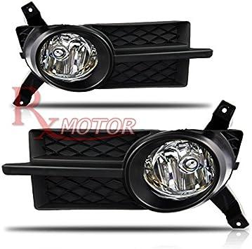 For 2007-2011 Chevy Chevrolet Aveo Sedan Passenger Side Fog Light