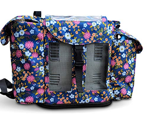 o2totes Inogen one G3 Backpack/Oxyo Backpack/Inogen one G3 Accessories in Vera Print