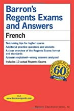 Barron's Regents Exams and Answers: French