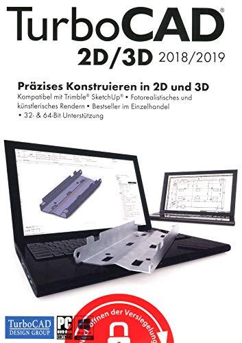 TurboCAD 2D/3D 2018