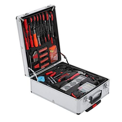 186 cajas de herramientas profesionales con maletín de herramientas, maletín de herramientas, maletín de herramientas, maletín de herramientas