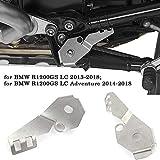 KYN Protector de Palanca de Cambios para Rueda Trasera de Motocicleta para BMW R1200GS LC 2013-2017 R 1200 GS ADV 2014-2017