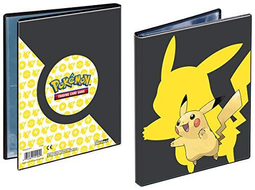 65 Bustine Protettive Pokémon Ultra PRO Standard Size Sleeves • Pikachu