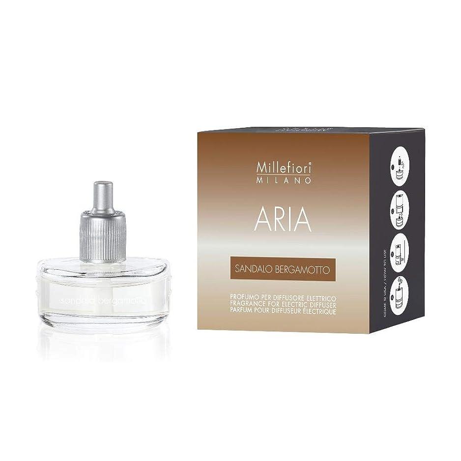 艶寛大さクランシーMillefiori ミッレフィオーリ フレグランスディフューザー専用リフィル [ARIA] プラグイン ベルガモット ARIA-R-09