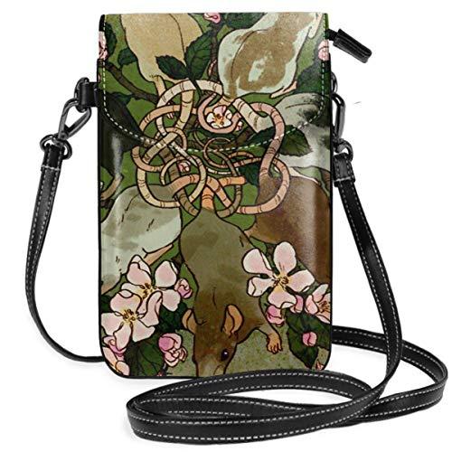 Dark Spring Rat King Petit sac à bandoulière léger...