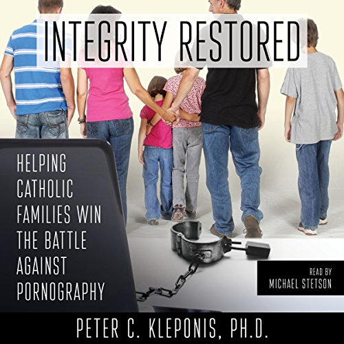 Integrity Restored audiobook cover art