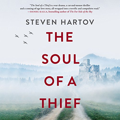 Couverture de The Soul of a Thief