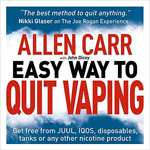Bargain Audio Book - Allen Carrs Easy Way to Quit Vaping