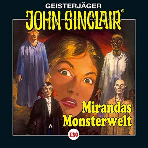 Mirandas Monsterwelt cover art