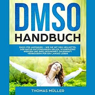 DMSO Handbuch: DMSO für Anfänger Titelbild