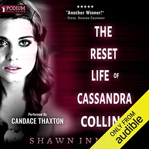 The Reset Life of Cassandra Collins audiobook cover art