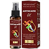 Morpheme Remedies Arthcare Pain Relief Oil For Body, Back, Legs, Knee - 100