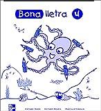 Bona Lletra - cuaderno de trabajo 4 - 9788448130572