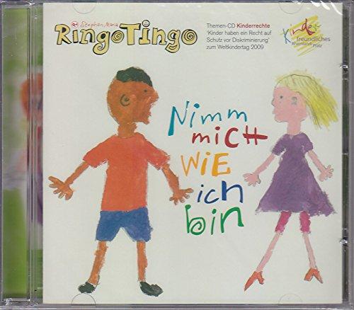 Nimm mich wie ich bin (Themen CD Kinderrechte) - Kinder haben ein Recht auf Schutz vor Diskriminierung zum Weltkindertag 2009