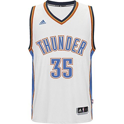adidas INT Swingman, Camiseta para Hombre, Multicolor (Nba Oklahoma City Thunder 2 3cs), 2XS