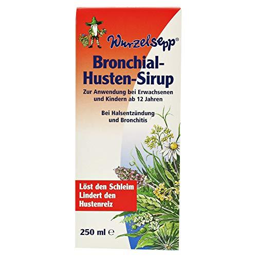 SCIO Bronchial-Husten-Sirup, 250 ml