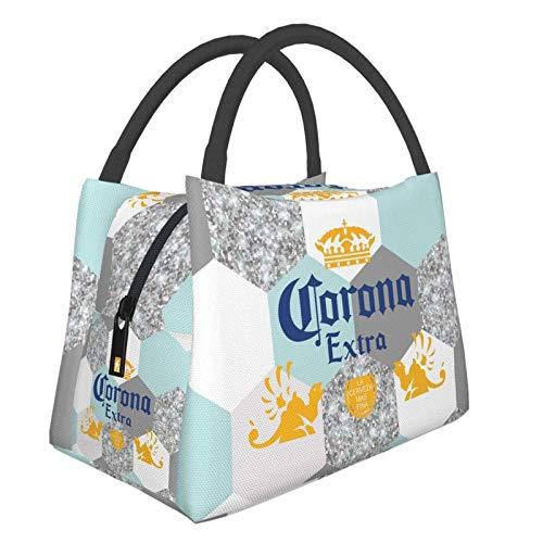 Bolsas de aislamiento térmico para bolsa de almuerzo impermeables de gran tamaño Corona Extra Beer