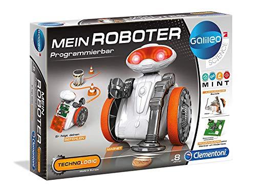 Clementoni - 59054 - Galileo - Mein Roboter MC 4.0
