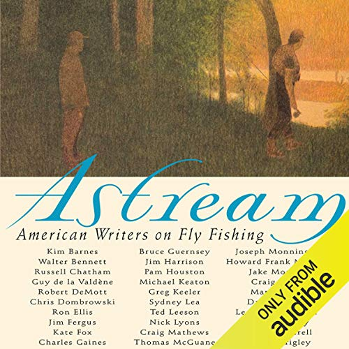 Astream audiobook cover art