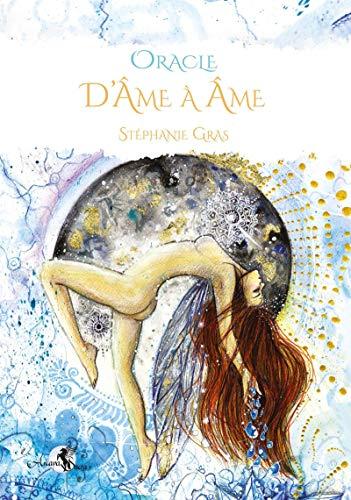 Oracle d'Âme à Âme. Coffret contenant 1 livre couleurs bilingue de...