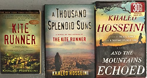 Khaled Hosseini Novel Collection Th…