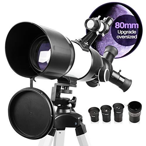 telescopio profesional de la marca BEBANG