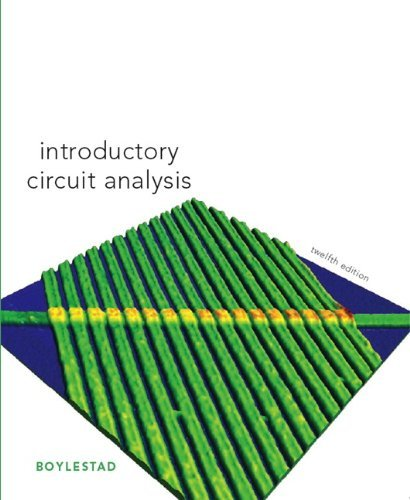 Download Introductory Circuit Analysis 0137146663