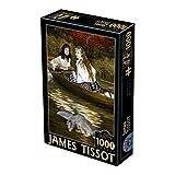 Unbekannt D de Toys 2–Puzzle 1000James Tissot