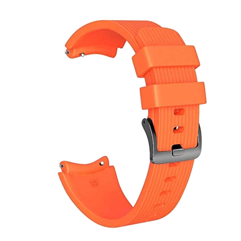 研究所ベーシック出くわすHuawei GT Smart Watch用アクセサリー、Redviveシリコンウォッチバンドリストストラップ+ 3PCSガラスフィルム
