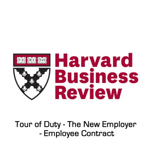 Tour of Duty – The New Employer-Employee Contract (Harvard Business Review) audiobook cover art