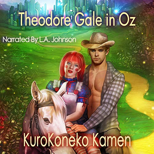 Theodore Gale in Oz  By  cover art