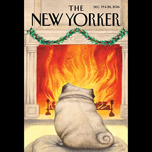 The New Yorker, December 19th and 26th 2016: Part 1 (Raffi Khatchadourian, Malcolm Gladwell, Margaret Talbot)                   By:                                                                                                                                 Raffi Khatchadourian,                                                                                        Malcolm Gladwell,                                                                                        Margaret Talbot                               Narrated by:                                                                                                                                 Dan Bernard,                                                                                        Christine Marshall                      Length: 1 hr and 58 mins     Not rated yet     Overall 0.0