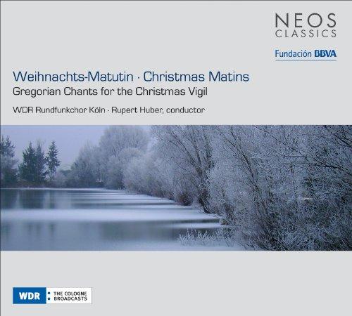 Gregorian Chants for the Christmas Vigil: Antiphon: Suscepimus, Deus, misericordias tuas in medio templi tui
