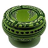 Etnico Arredo Posacenere Ceramica Antiodore Tunisina Marocchina 1011200812
