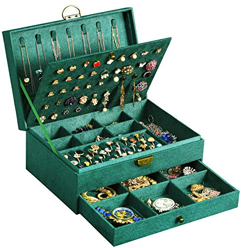 Jewelry Box for Women Girls, QBe...